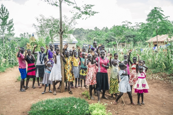 Co-Founder Matthew Boyd leads board members on vision trip to Uganda